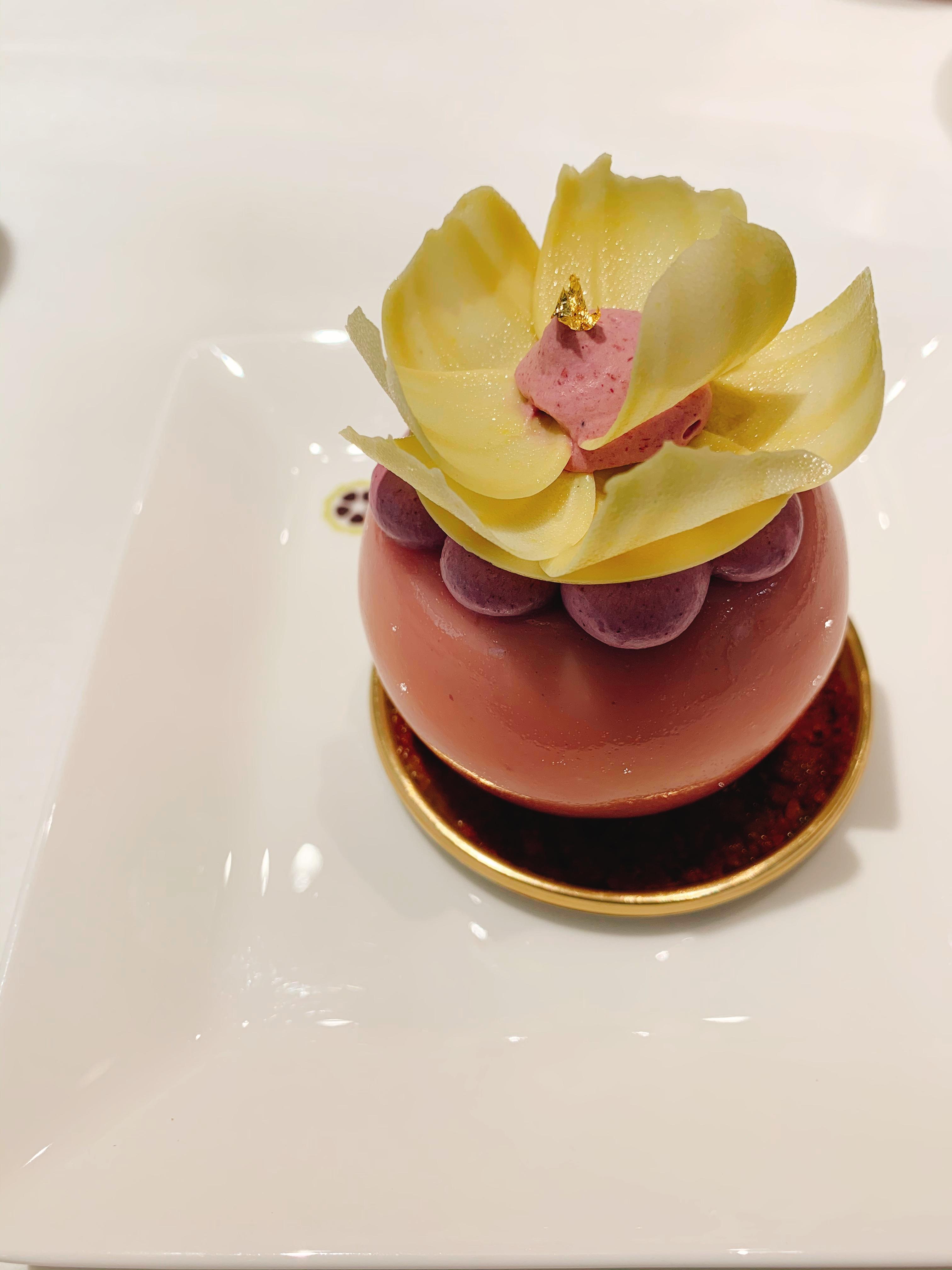 【おすすめカフェ】有名ショコラティエの《花ひらくケーキ》が美しく美味しすぎる♡_5