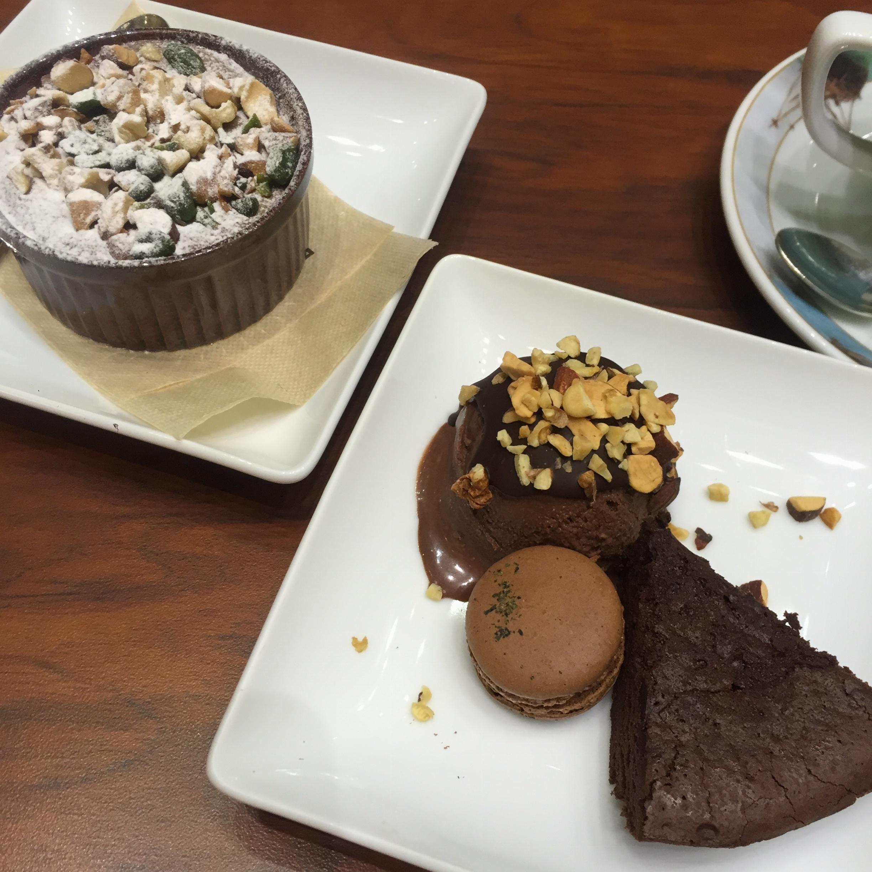 【新商品チェック!】梅田の駅近でチョコレートを楽しむならここ!♡大丸梅田のカカオサンパカをご紹介♡_2
