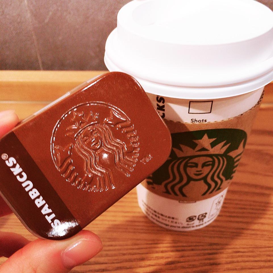 <スタバ>友チョコ・義理チョコにオススメ!チョコレートチャンク♡_3