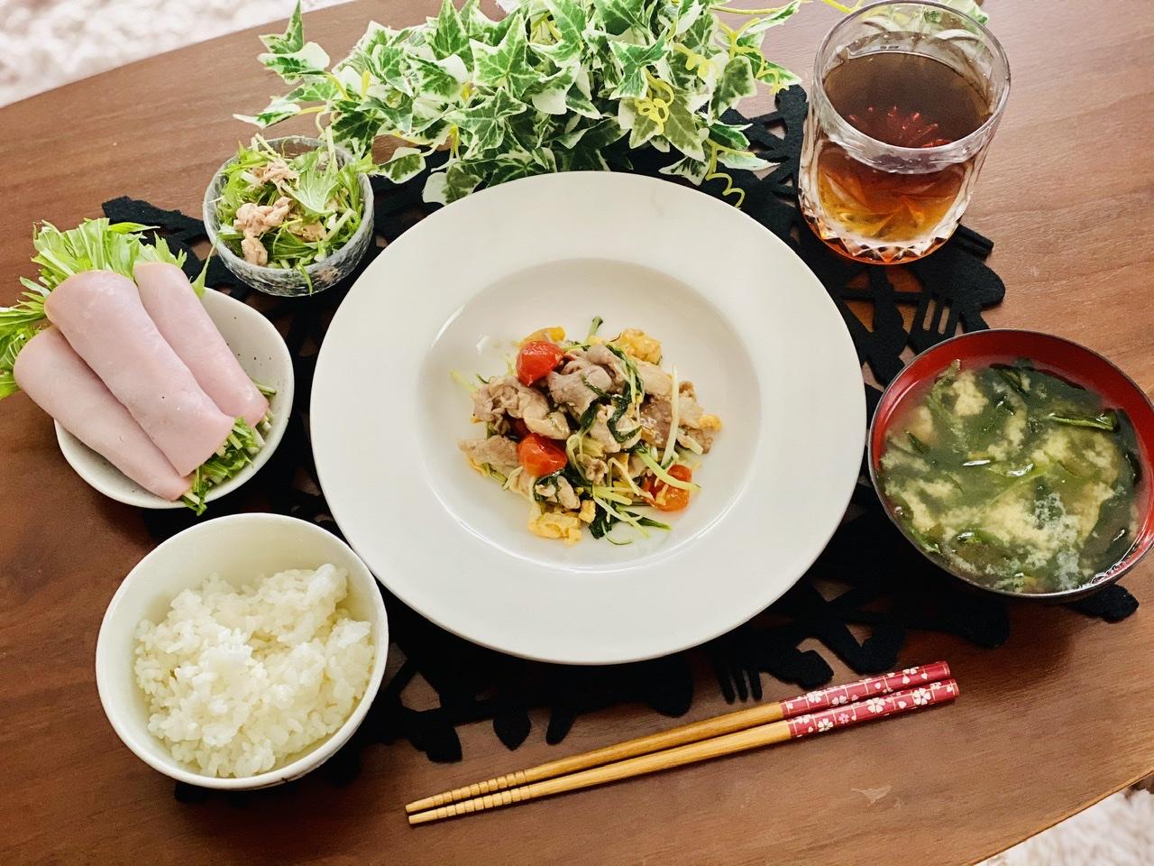 【今月のお家ごはん】アラサー女子の食卓!作り置きおかずでラク晩ご飯♡-Vol.16-_5