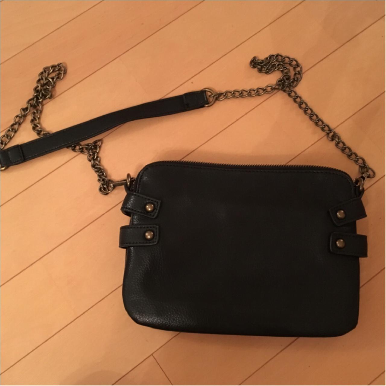 【bag▶︎forever21】自分だけのショルダーバッグを安く簡単に可愛く作っちゃいました☺︎_1