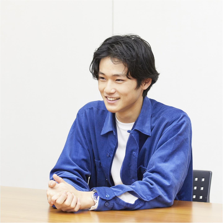 【新メンズノンノモデル・中川大輔さんインタビュー】「モデルとして個性を出していきたい。いつかモアにも登場させてください!」_3