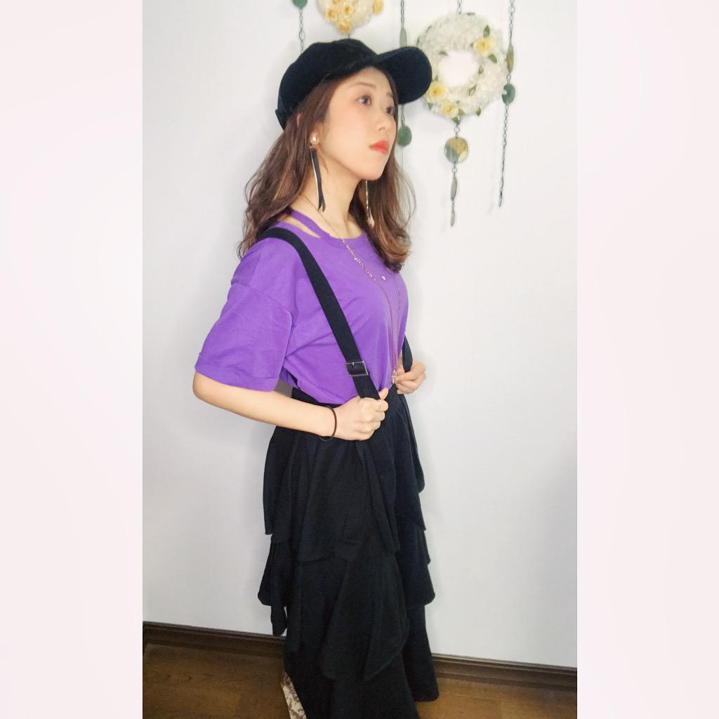 【オンナノコの休日ファッション】2020.5.7【うたうゆきこ】_1