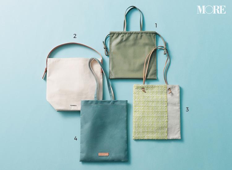 通勤バッグとしても使えるサブバッグ