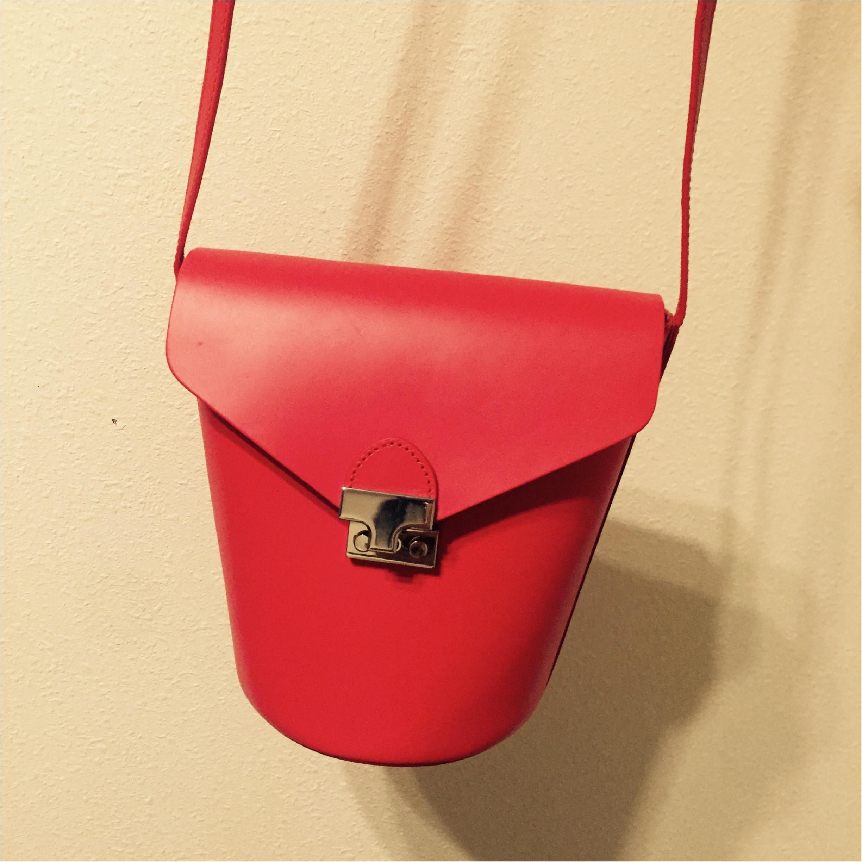 【春のきれい色】パステルカラーも素敵だけど、あえての赤!_3