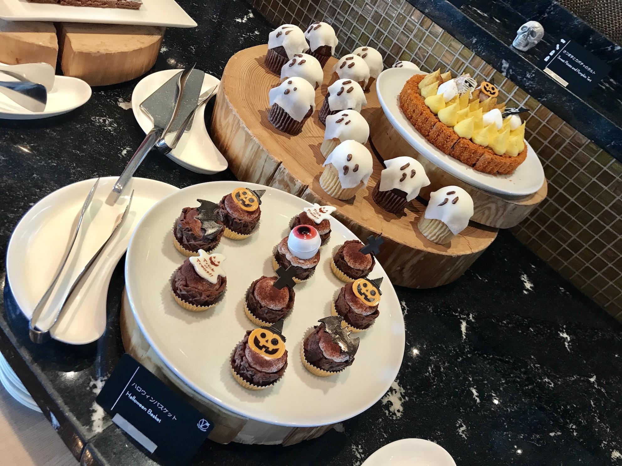 【ハロウィンスイーツブッフェへ出掛けよう!】10/5〜スタート!スイスホテル南海大阪 Swiss Chocoholic Halloween Buffet レセプションに行ってきました。【大阪 難波 なんば】_9