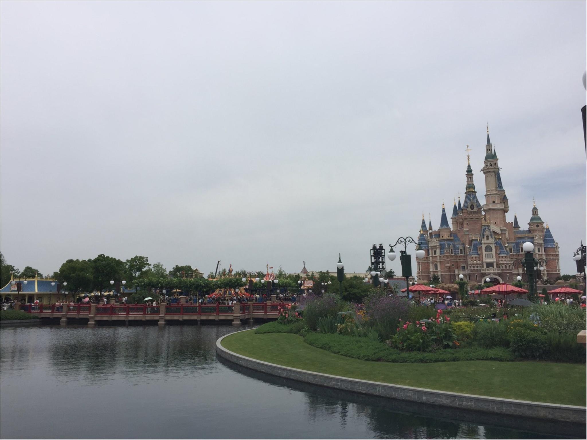 【一周年!!】上海ディズニーランド限定イヤーキャップ紹介♥_1