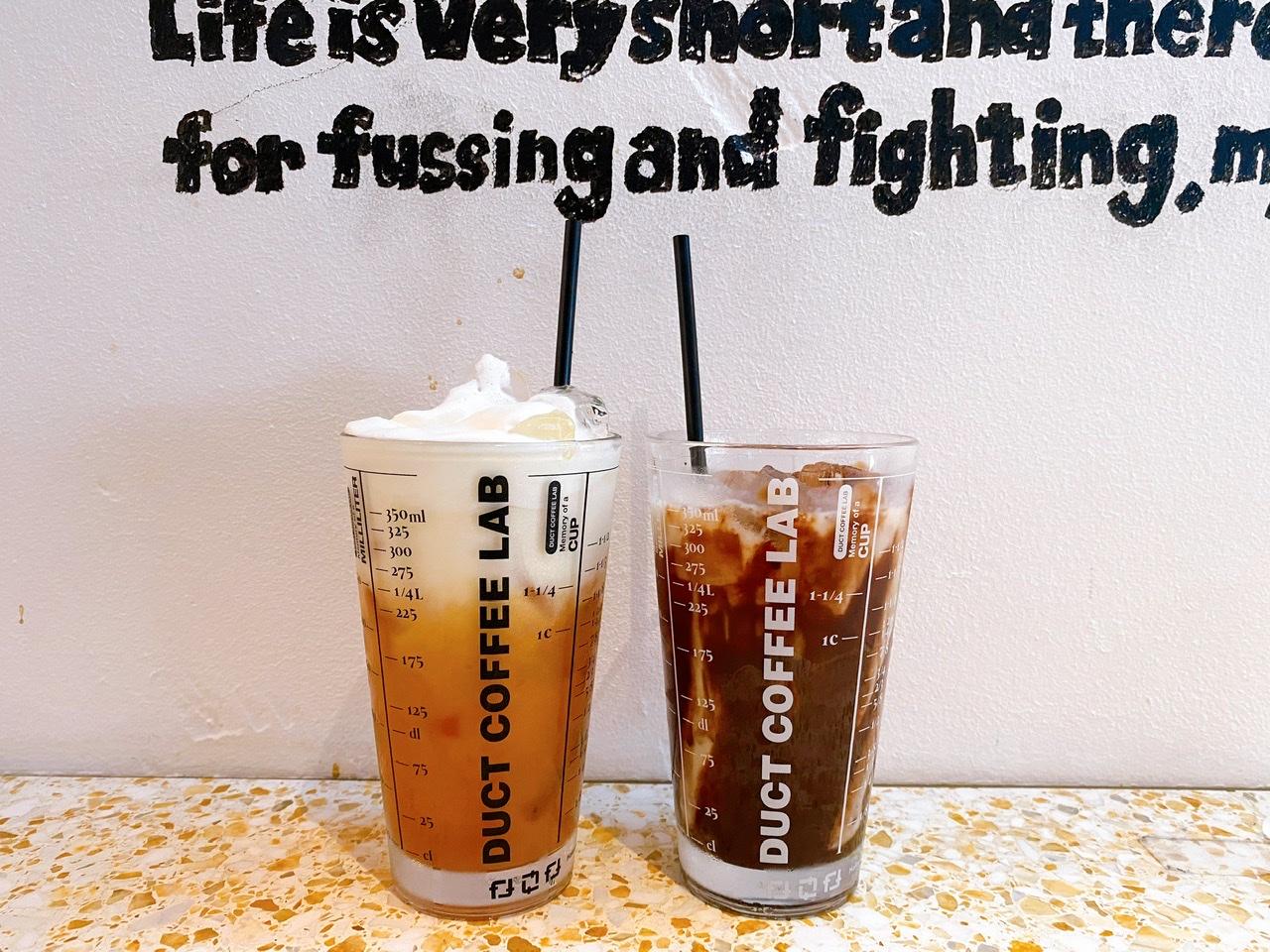 【代官山カフェ】SNSでよく見かける話題のミルクティー♡《DUCT COFFEE LAB》へ_2