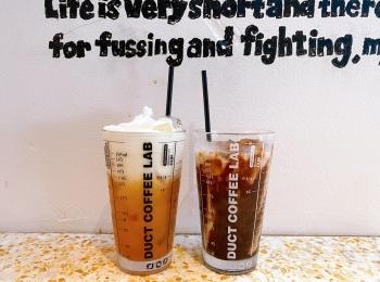 【代官山カフェ】SNSでよく見かける話題のミルクティー♡《DUCT COFFEE LAB》へ