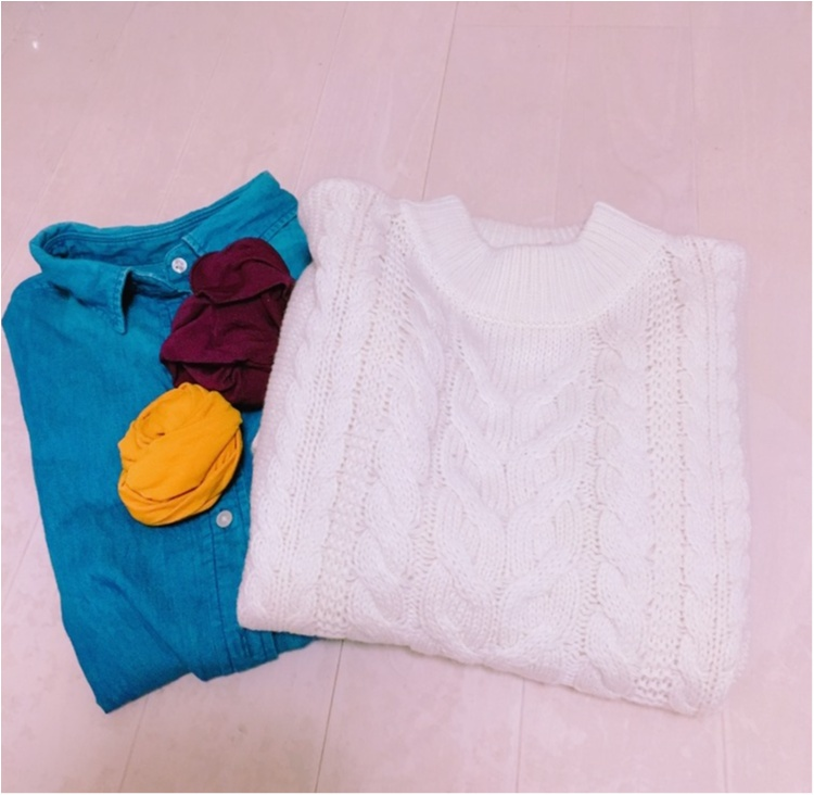 《プラスワンでもっと可愛く♡》この冬のマストバイ商品、UNIQLOのニットケーブルワンピース♡_6