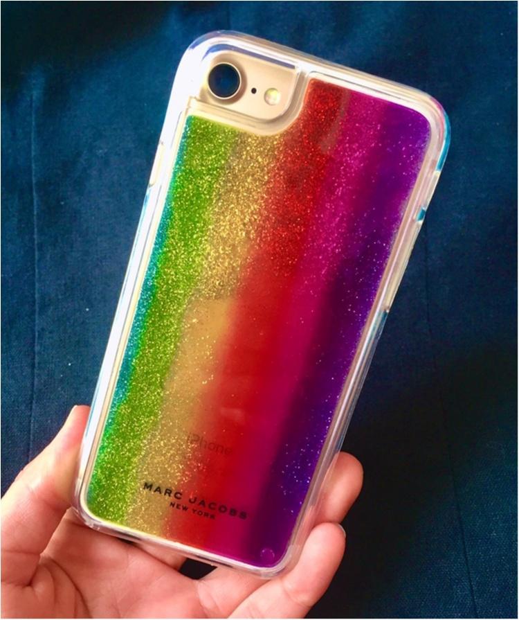 【❤︎❤︎❤︎】iPhone7のケース♡日本未入荷のMARC JACOBS_1