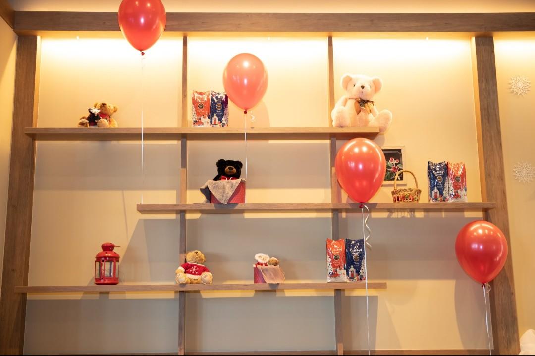 【11/13open】南町田グランベリーパークのTULLY'S COFFEEへ一足先におじゃましました【東京ママパーティー】TULLY'S COFFEEのホリデーシーズンのメニューを堪能!_5