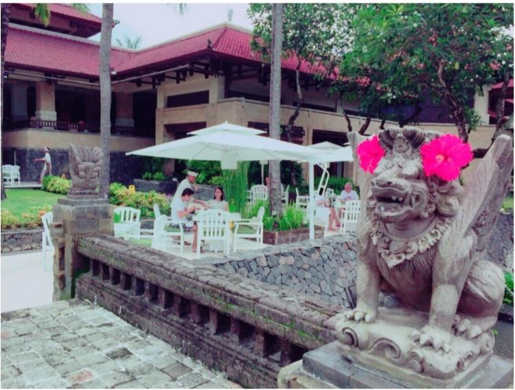 "【TRIP】BaliのHotelに悩んだら❤︎バリを存分に味わえる、極上リゾートの""インターコンチネンタルリゾートバリ""で決まり♡_17"
