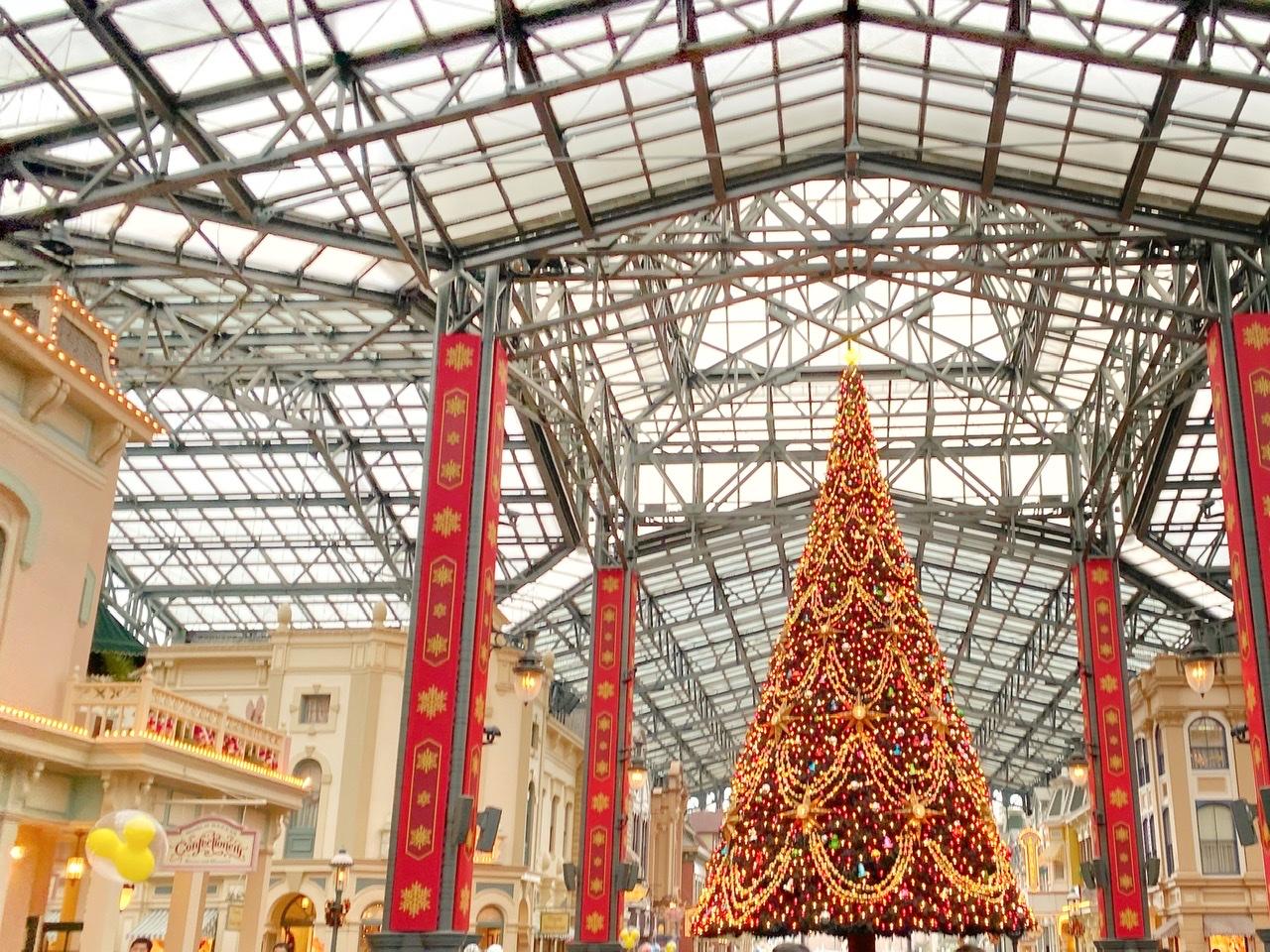 【11月8日スタート】クリスマスディズニー2019♡ひと足先にパークを探検!_2