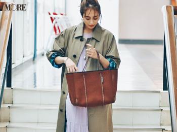 20代女子にジャストな旬ブランドで発見! ベーシックデザインのリアルに使えるバッグ6選♡