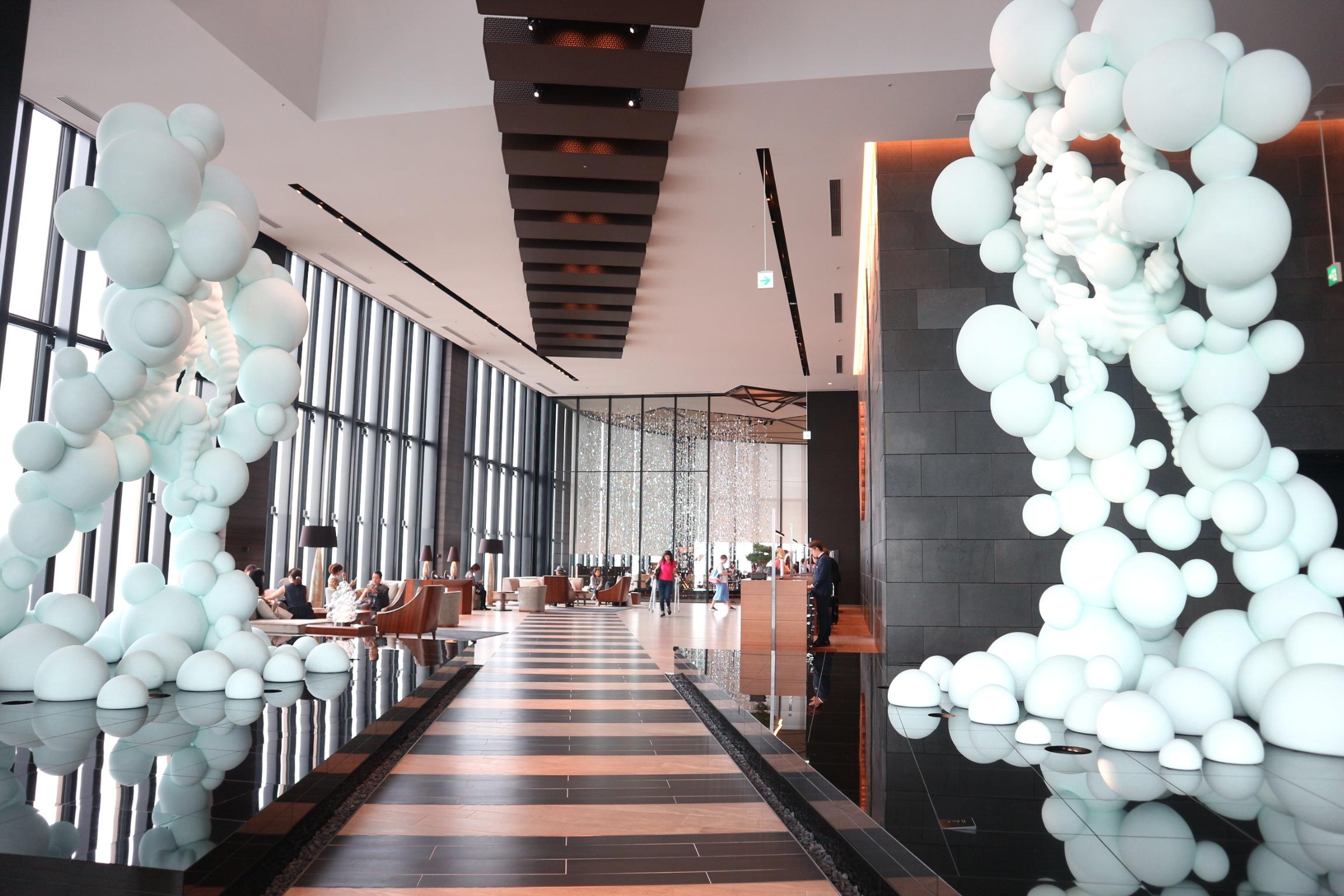 天空のレストランで優雅なひと時を♡ホテルでハロウィンスイーツビュッフェ♡_17