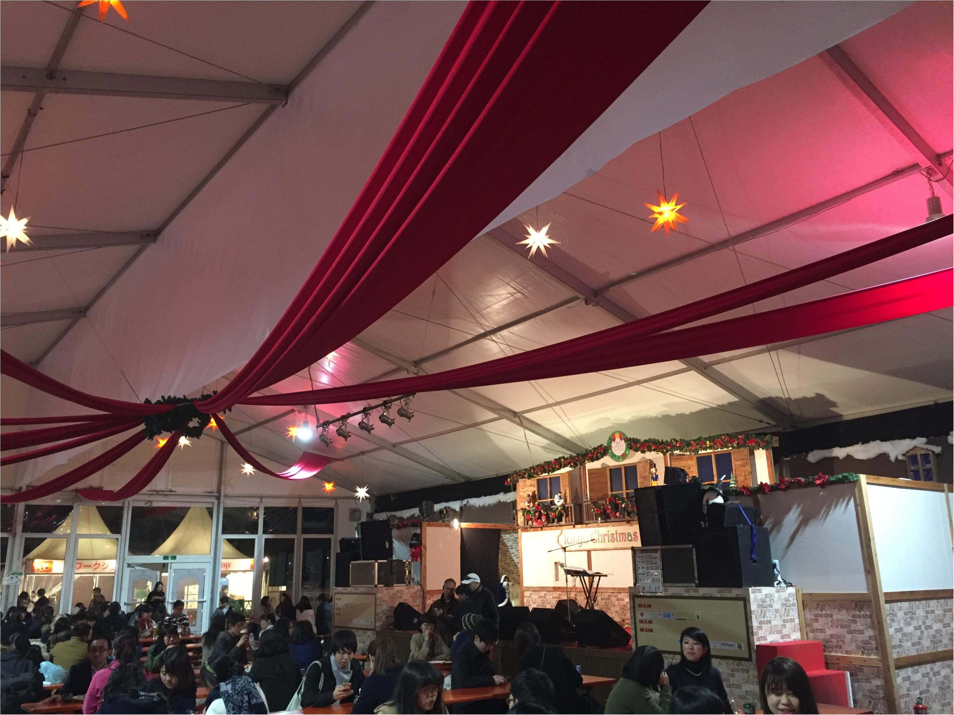 思わぬ素敵な出会いが✨✨日比谷公園【*東京クリスマスマーケット*】に行ってきました♪♪_13