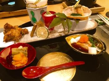 【エクシブ軽井沢 花木鳥】美味しい日本食♡