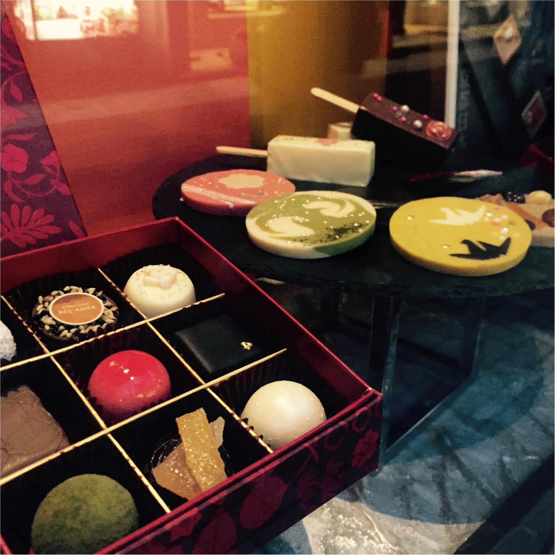 チョコレートの宝庫!BEL AMER京都別邸♡可愛い京都土産をゲットするなら是非寄ってみて♡!_3