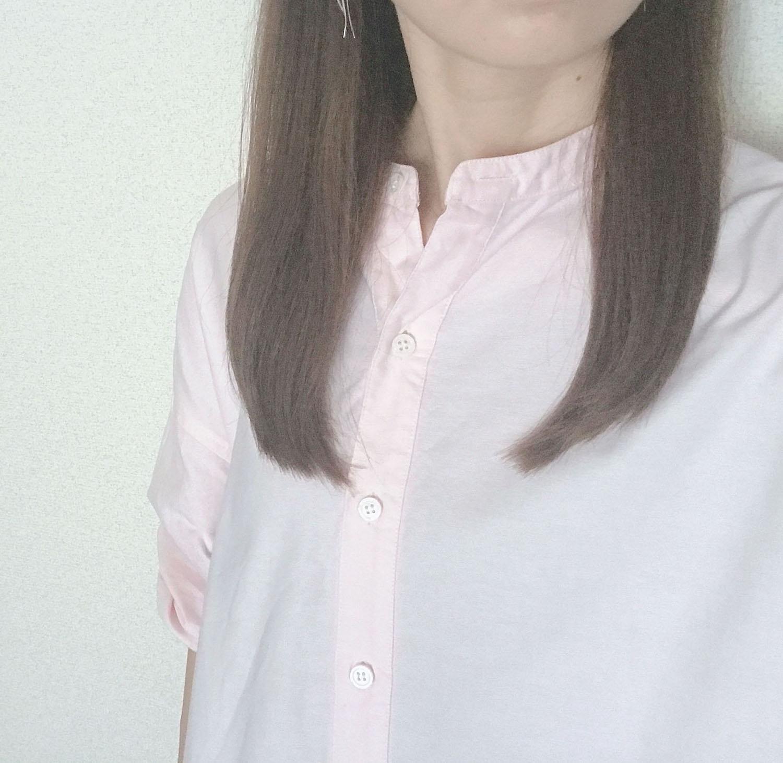 乾ひかり(「水たまりで息をする」をイメージした服を着用02)