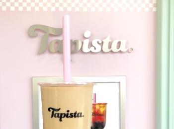【代官山】4/20 新オープン《Tapista》は待ち時間も楽しめるフォトジェニックすぎるタピオカ❤️
