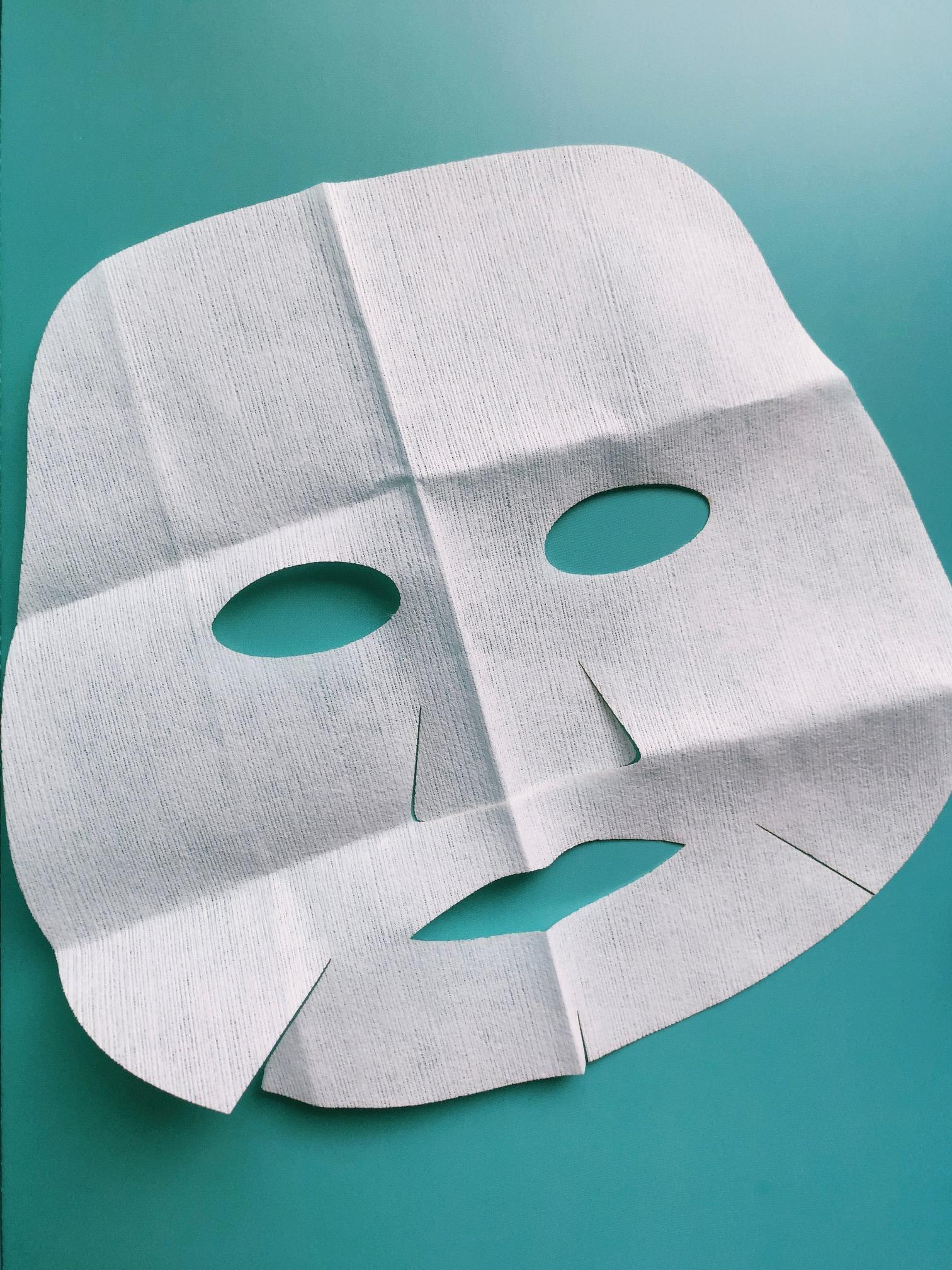 【KOSÉ】一人ひとりに合った《シートマスク》を《3Dスキャン×レーザー》で無料製作…!?_1