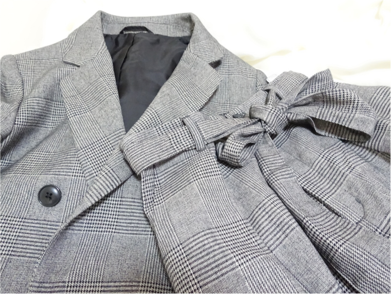 流行りの柄はプチプラで!【GU】グレンチェックのパンツとジャケット購入しました!_1