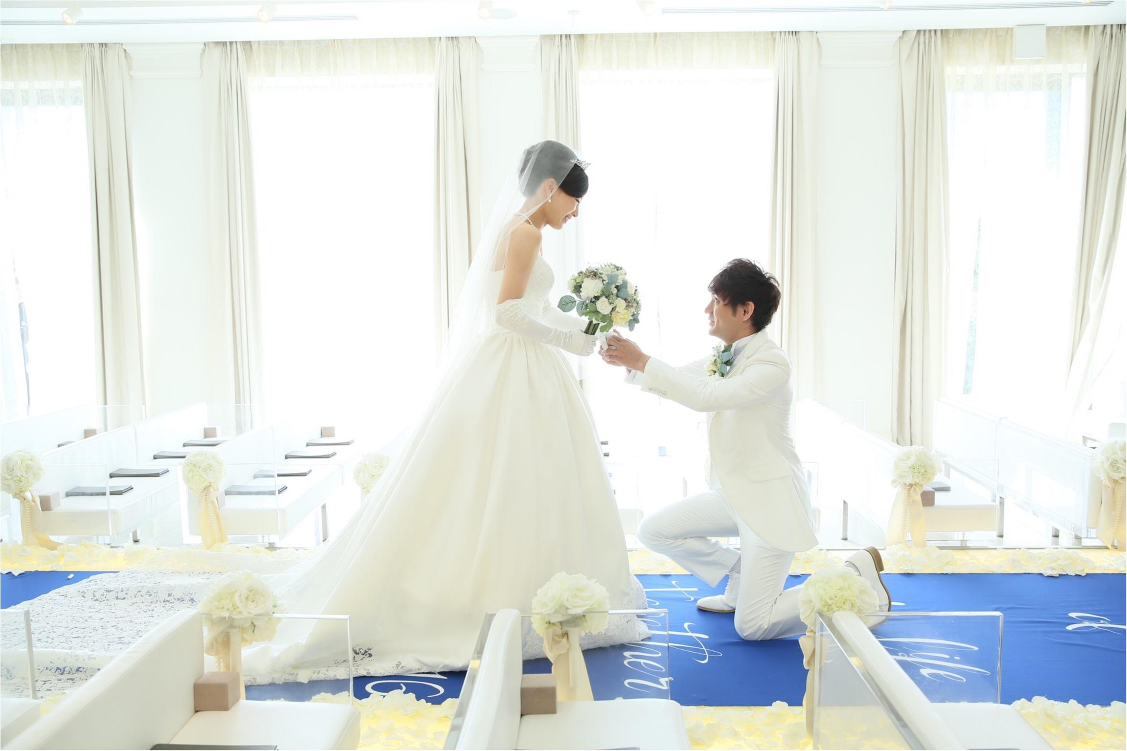 moco婚②▶︎まずは、ドキドキのファーストミート♡♡そこでなんと……_3