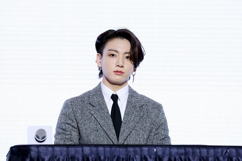 BTSのメンバー・JUNG KOOKさん