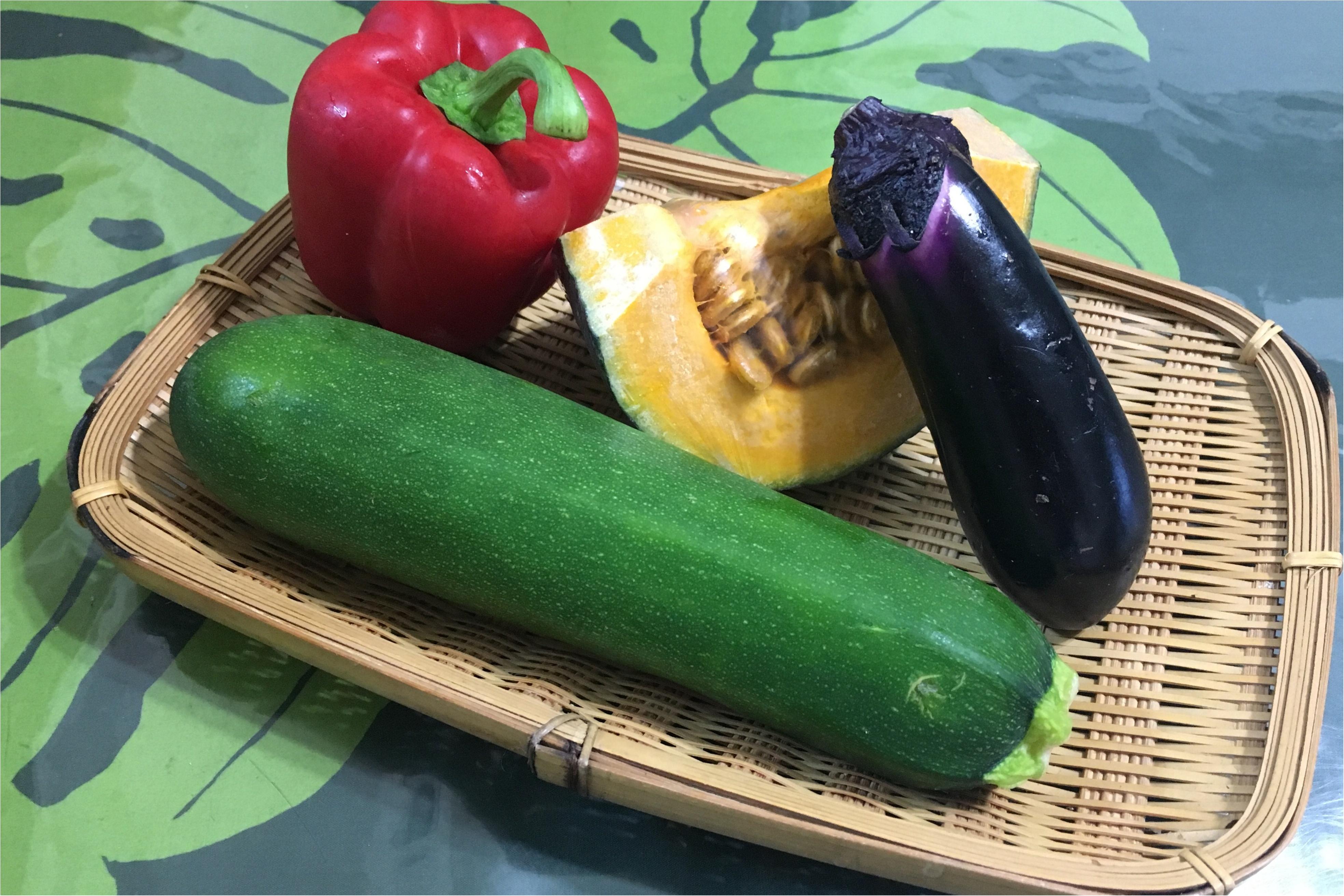 【COOKING】夏バテ予防に!夏野菜を使った簡単おうちごはん♡_2
