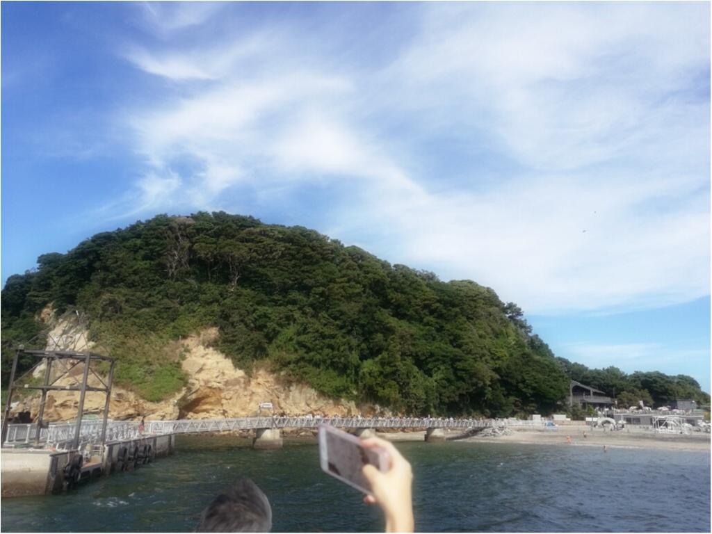 【神奈川】天空の城ラピュタの舞台!猿島_1