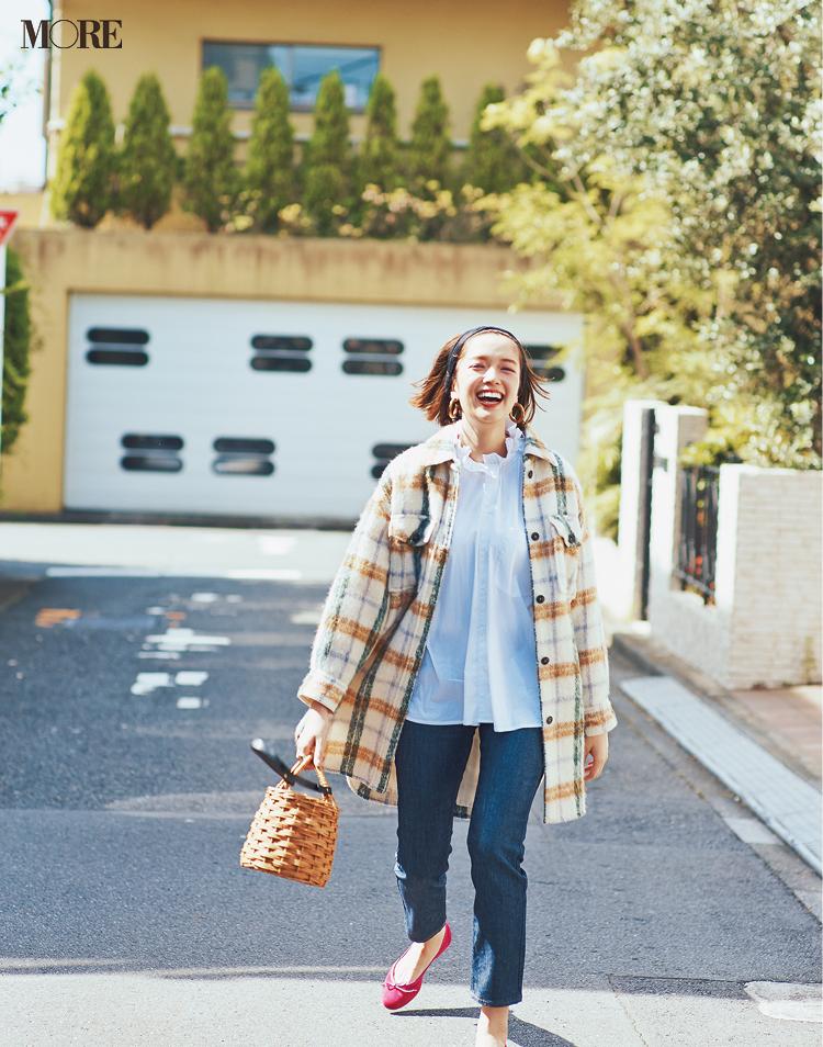 シャツジャケットコーデ特集《2019秋》-  この秋のトレンドNo.1! 20代におすすめのレディースコーデ_7