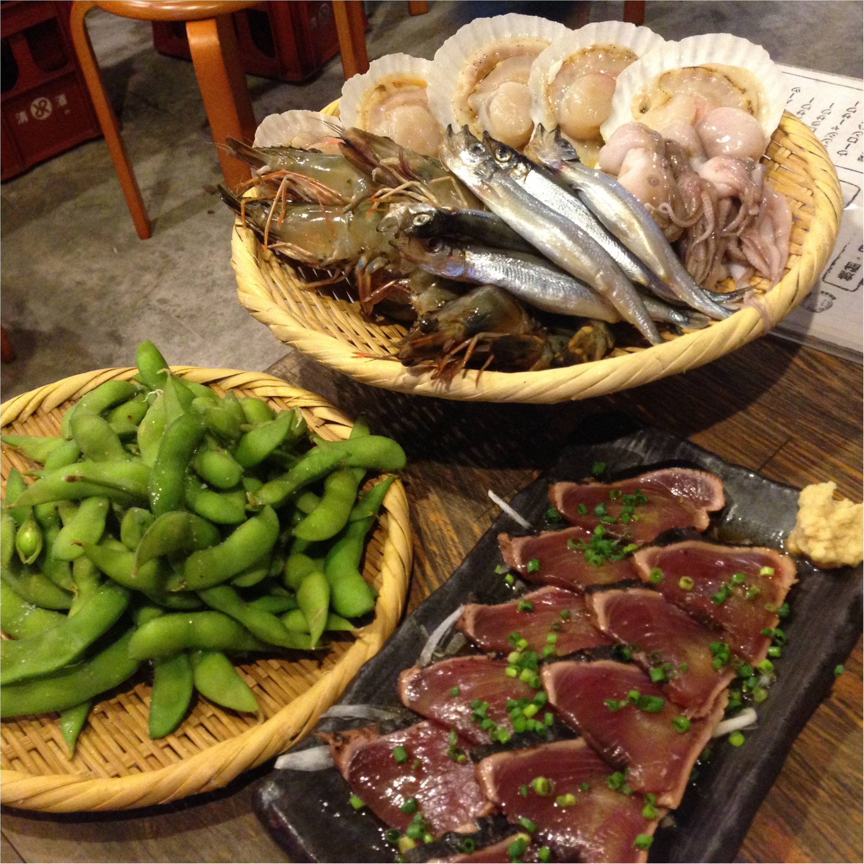 恵比寿で浜焼き❤️海鮮が美味しいビアガーデン★★★ _7