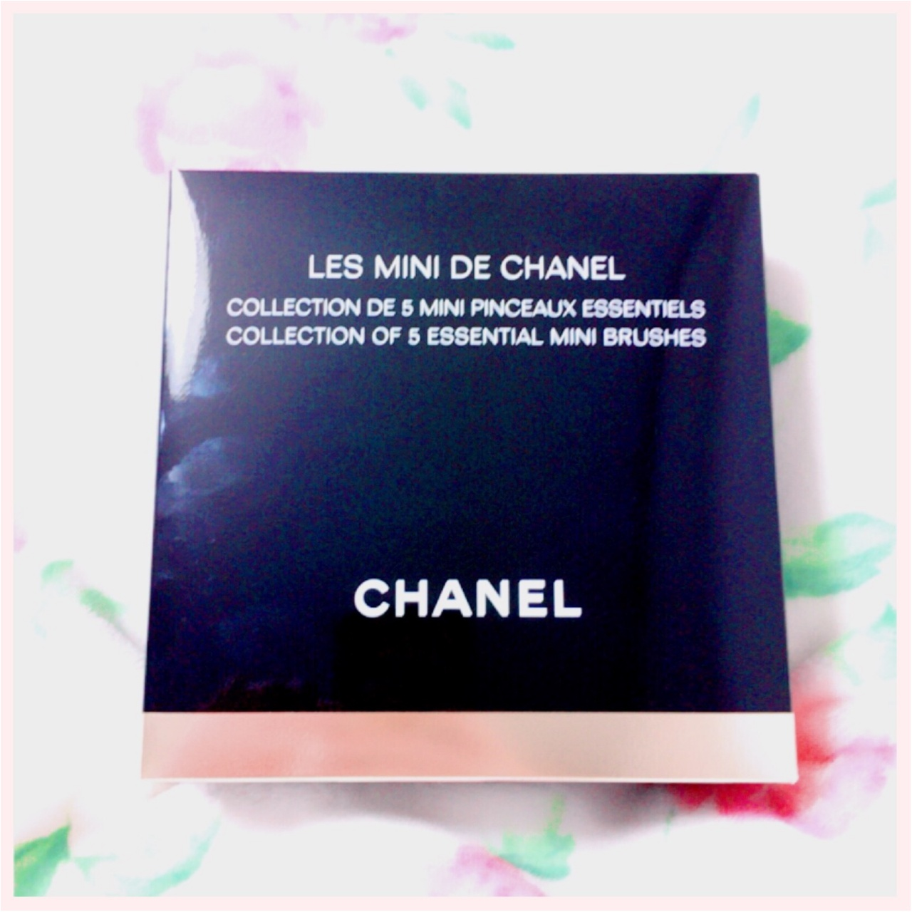 CHANELのクリスマスコフレを受け取りに行ってきた♡_1