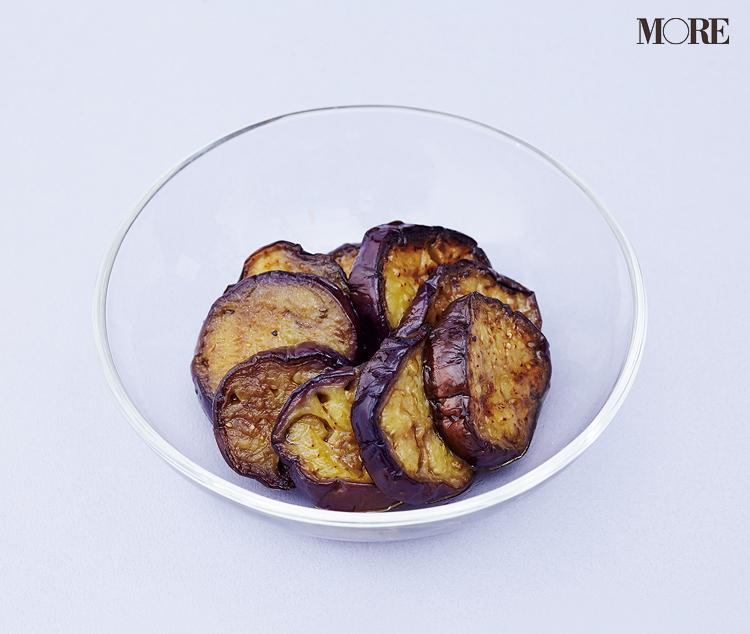 【作りおきお弁当レシピ】紫の野菜を使ったおかず5品! なす、さつまいもで簡単彩り副菜_4