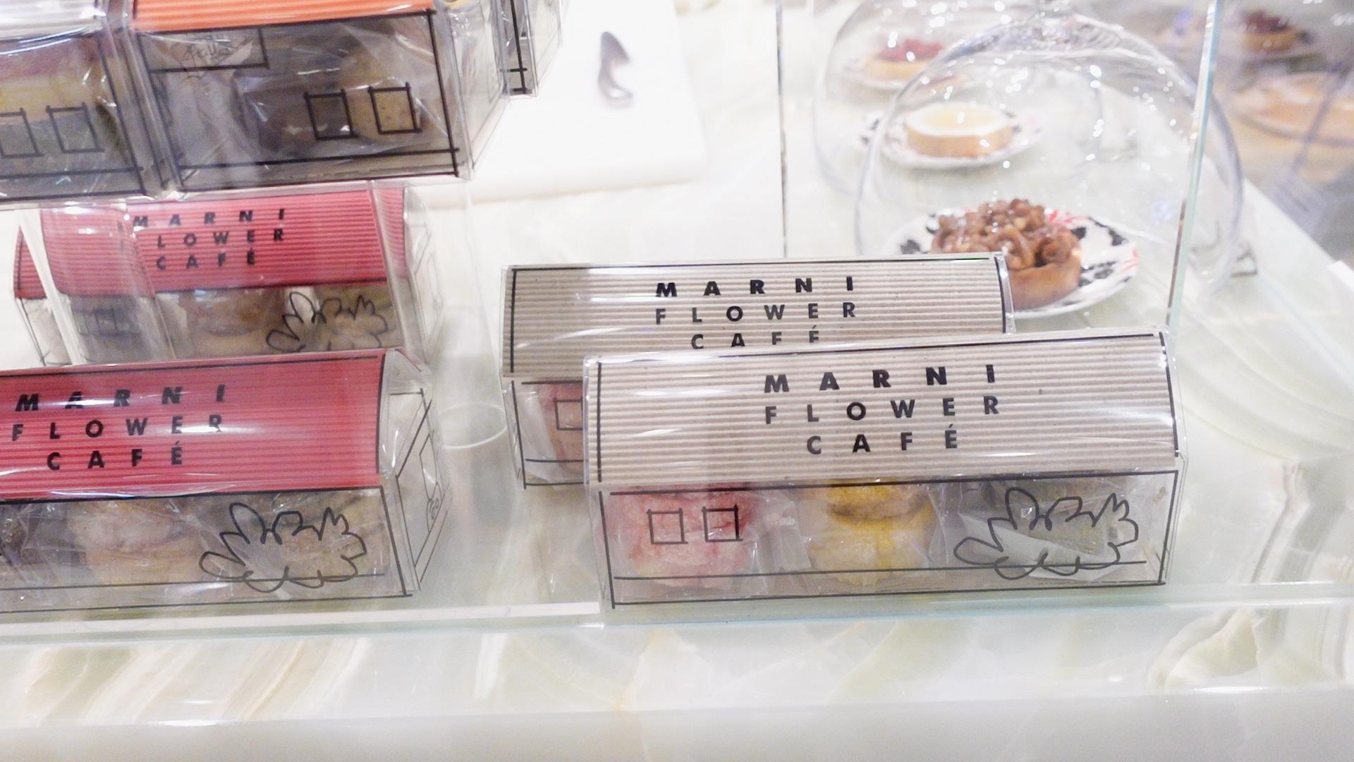 【大阪】阪急うめだ本店にMARNI のカフェが!?「MARNI FLOWER CAFE」ではスイーツやランチも楽しめてかわいいクッキーも買えちゃう!?_7