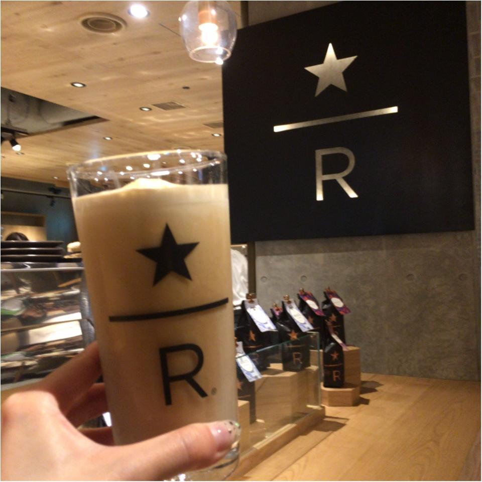 <全国5店舗限定>スタバ流まろやかコーヒーフロート♡ナイトロ コールドブリュー フロートおいしすぎる!♡_1
