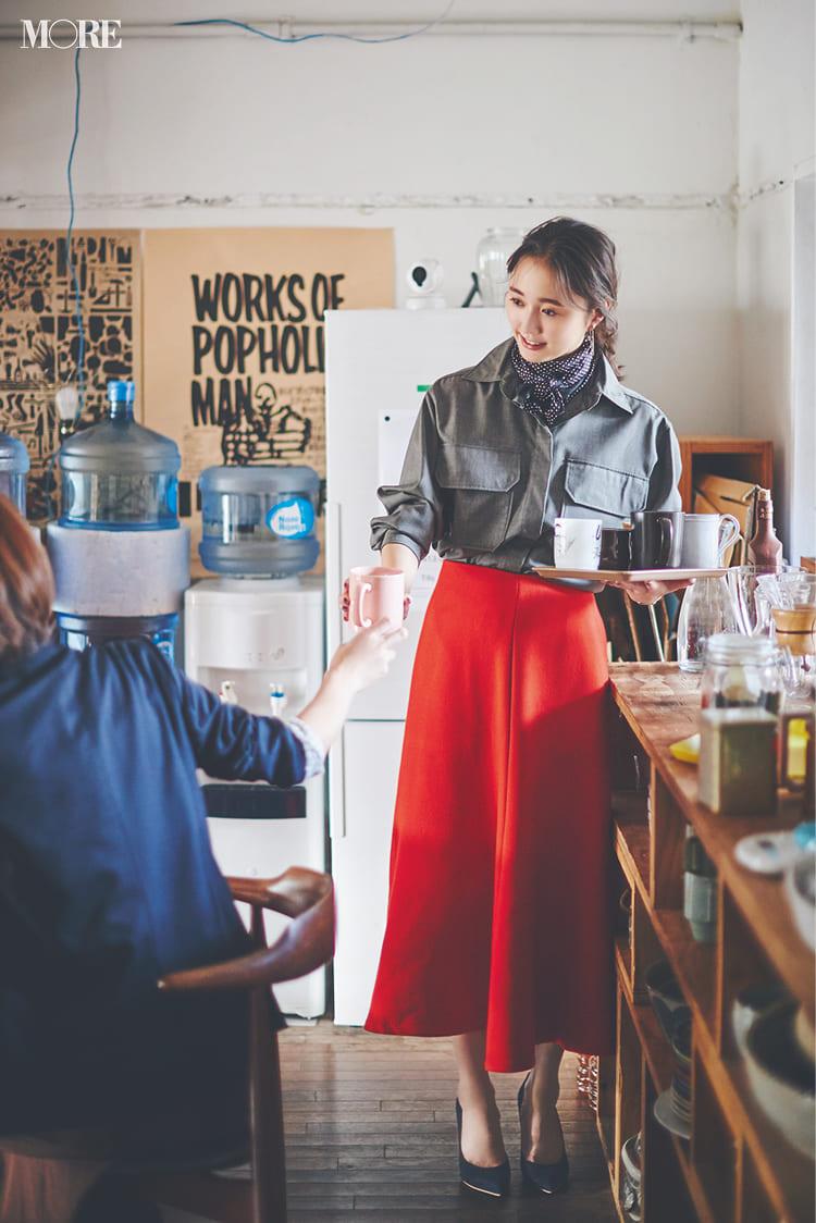 【2020】冬のオフィスカジュアル特集 - ユニクロなど20代女性におすすめの人気ブランドの最新コーデまとめ_51