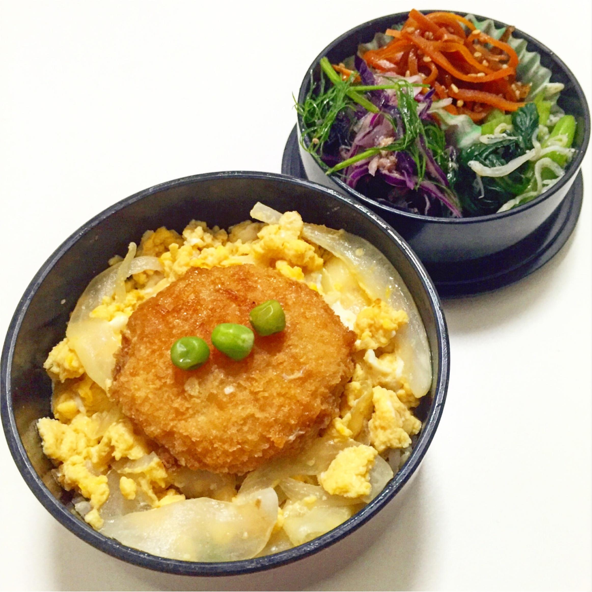 MORE7月号掲載サラダレシピフル活用!1週間の常備菜とお弁当***さっこ_5
