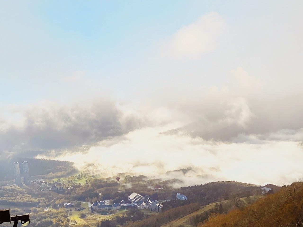 【星野リゾートトマム】雲の上で過ごす幻想的な朝!絶景スポット《雲海テラス》をご紹介★_10