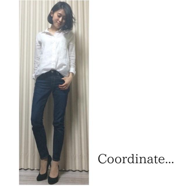 Coordinate... My定番 シャツ×デニム_1