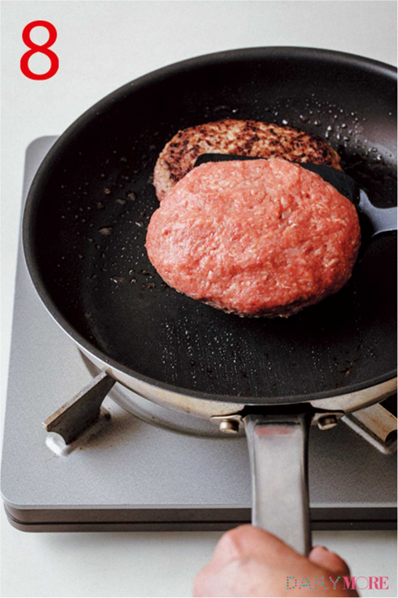 これぞ結婚できるハンバーグ!?  覚えておきたい『世界一おいしい♡ 基本のハンバーグ』レシピ_11