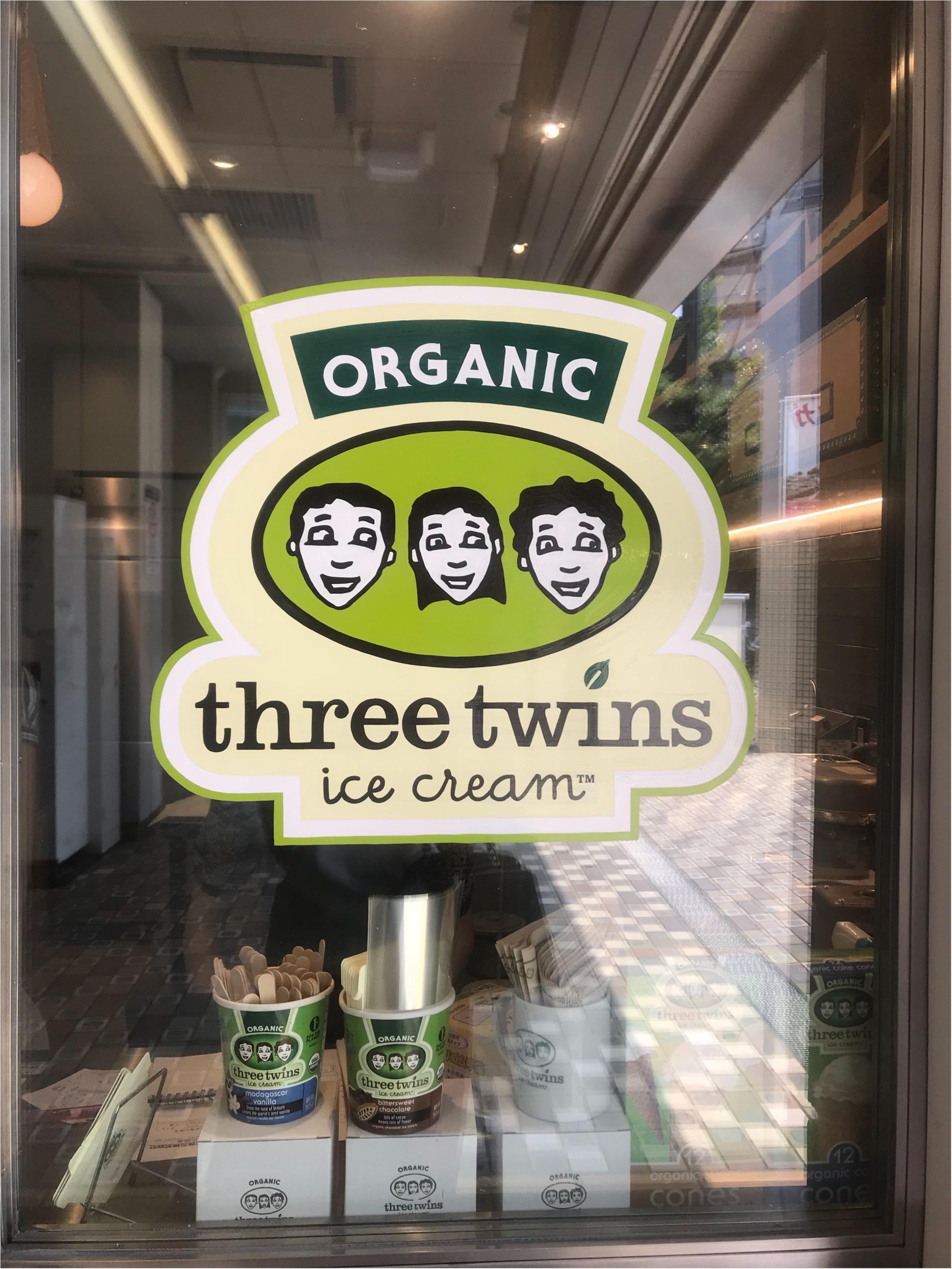 【ご当地MORE♡東京】カリフォルニアで人気のオーガニックアイスクリームが日本初上陸✧からだに優しいのに絶品なんです♡_1