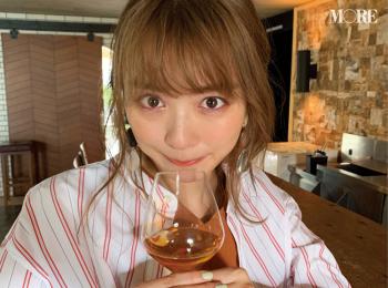 内田理央がモテポーズをしてみたけれど……!?【モデルのオフショット】