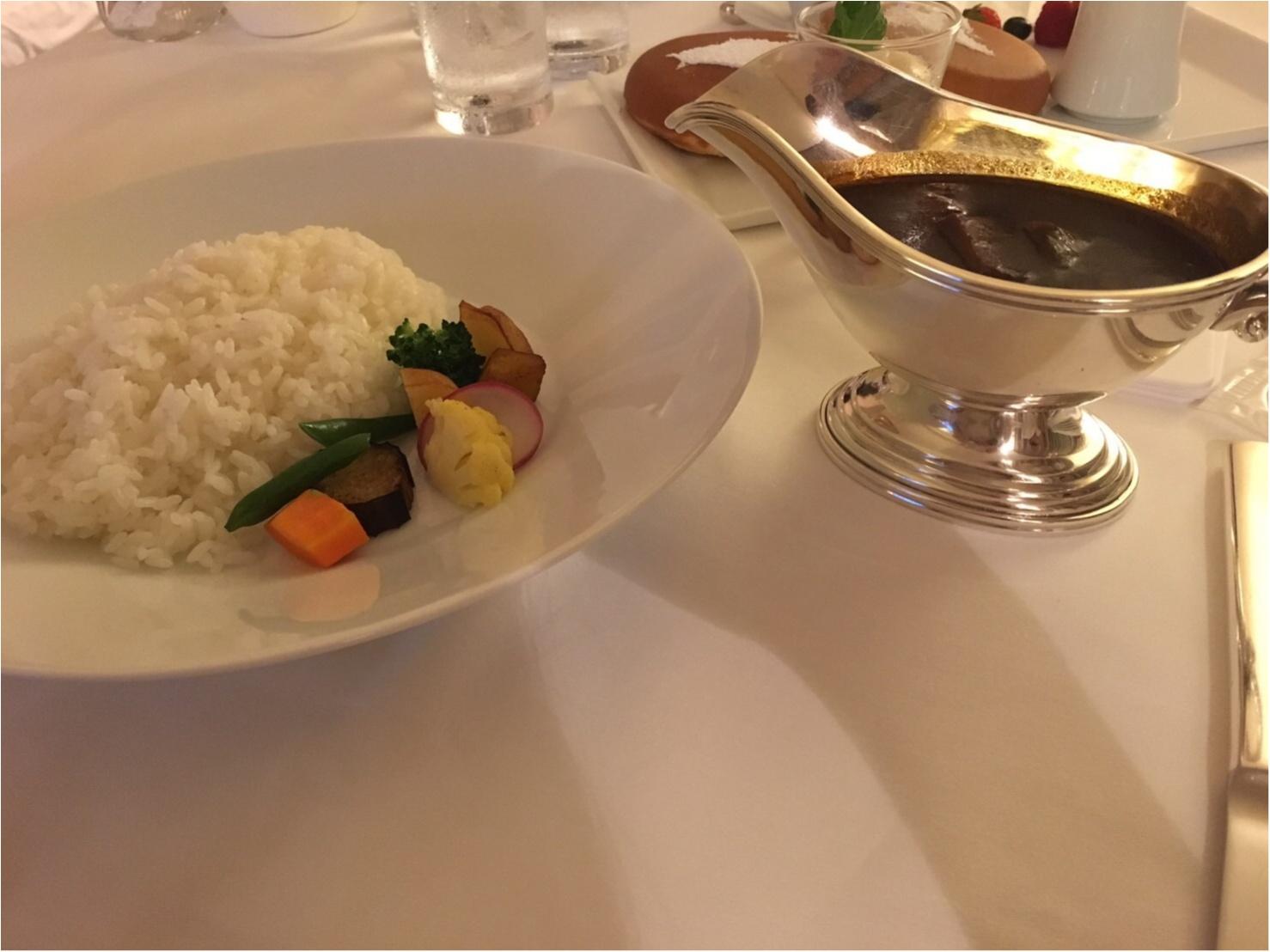 …ஐ 洞爺湖サミット開催のウィンザーホテルで【ルームサービス】を堪能してみました!! ஐ¨_2