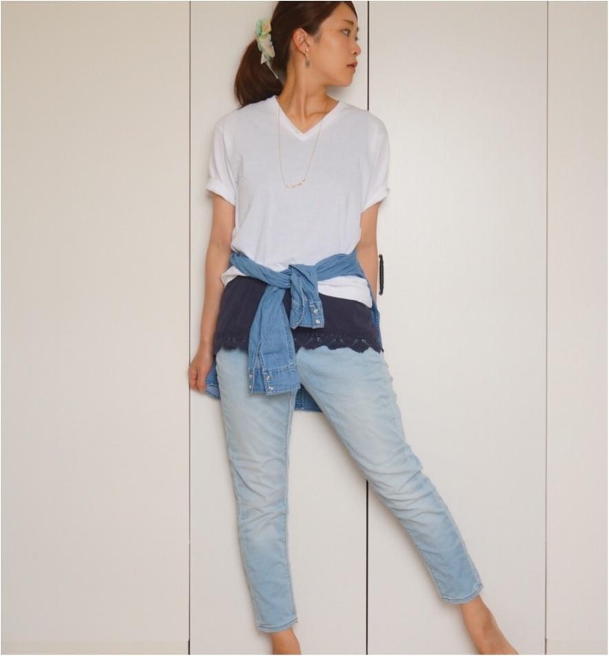 【MORE7月号】この夏白Tシャツは3枚必要‼︎まずは大人気UNIQLOパックTをゲット❤️_3
