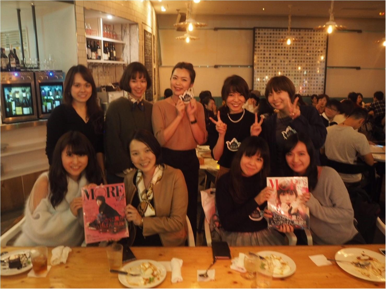 《大阪梅田》総勢11名!関西モアハピ女子会♡お洒落女子会ができる【GARB】にて♡_8