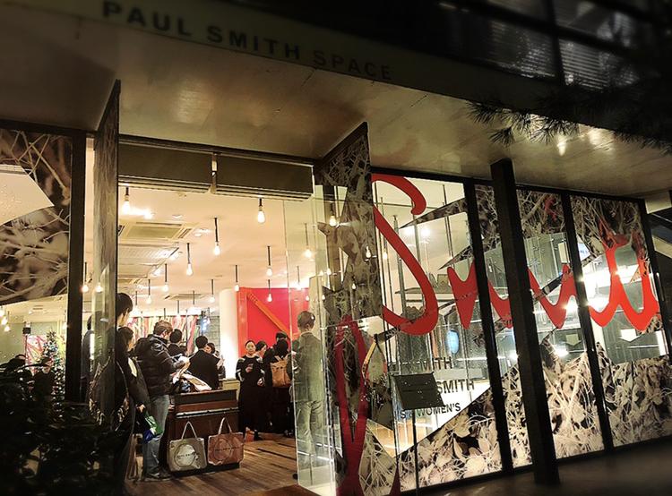 【Paul Smith × MEN'S NON-NO × MORE 】クリスマスイベント・トークショー✴︎.*。イベント限定トートバッグも˚✧おしゃれ空間でショッピング(*´꒳`*)_1