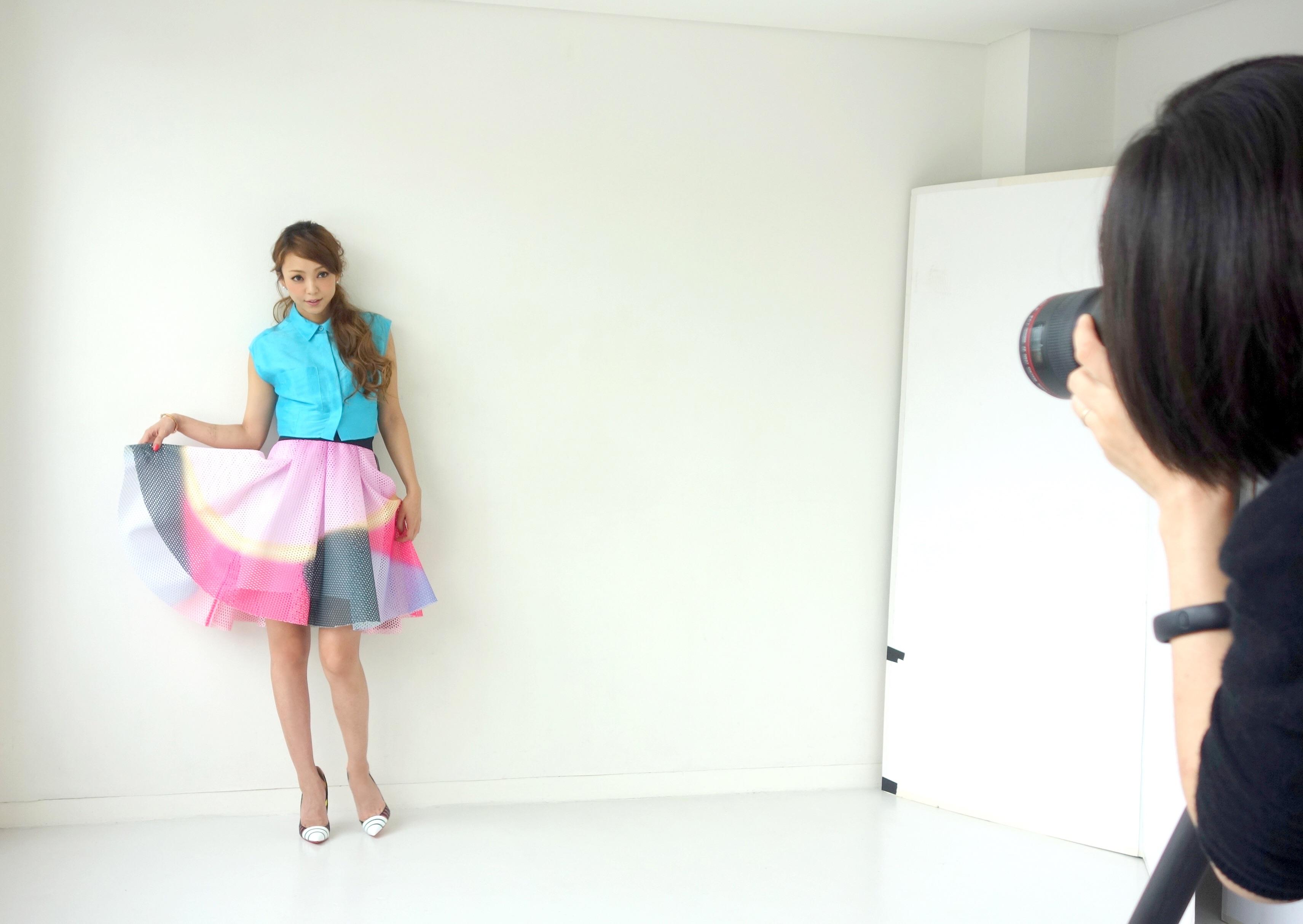 【オフショット】安室奈美恵さんの夏ファッションって!?_1