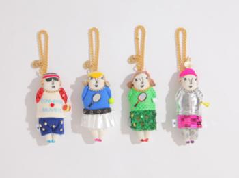 人気のグランマ・チャームも!『CONVERSE TOKYO × MUVEIL』直営店限定アイテム、絶対欲しい☆